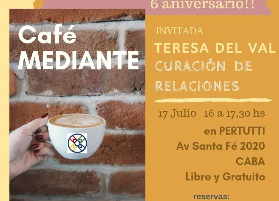 Cafe Mediante 6* Aniversario!!!!