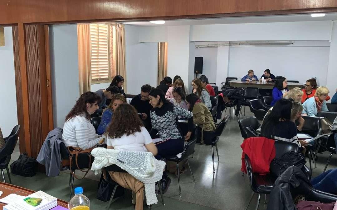 Formación Básica en Tucumán, CIARC y Fundación Participando
