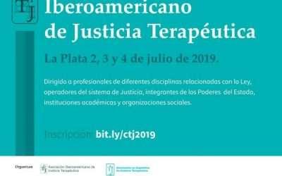 V Congreso Iberoamericano de Justicia Terapéutica