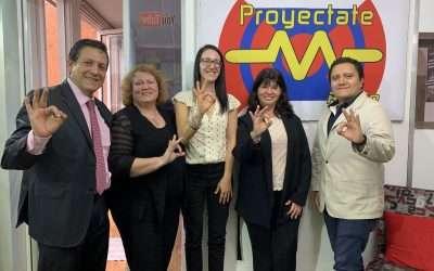 «Resiliencia, Almas Fuertes» por Radio Proyectate, México