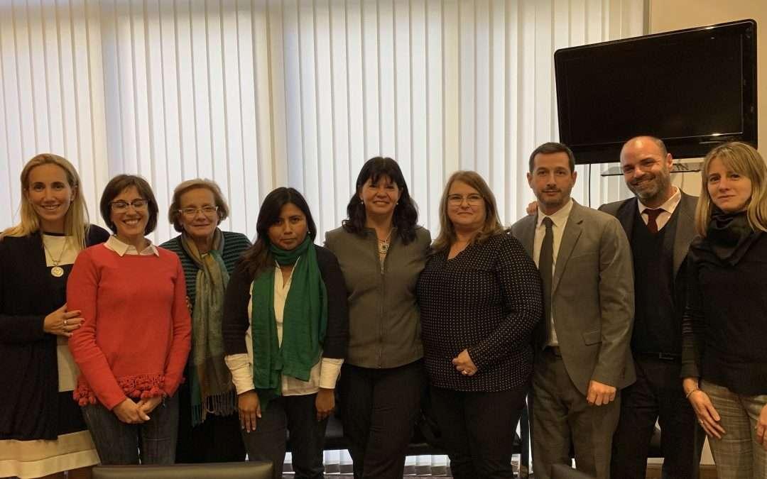 Directora de Mediación de la Delegación Morón del Colegio de Escribanos de la Provincia de Buenos Aires