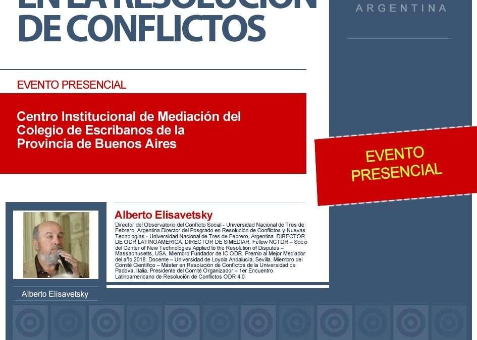 La Uberización en la Resolución de Conflictos