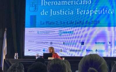 V Congreso Iberoamericano de Justicia Terapéutica, en Argentina