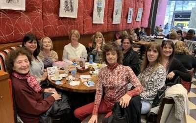 Cafe Mediante, 6to aniversario