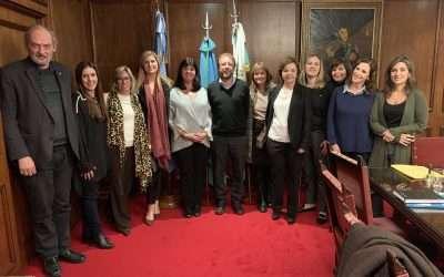 Visita a la Junta de la Delegación San Isidro del Colegio de Escribanos de la Provincia de Buenos Aires