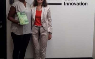 Mediación en el Mundo, de Daniela Almirón en el Center of Court Innovation, en NYC