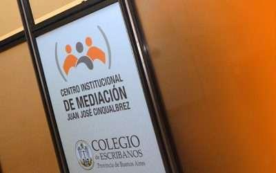 COMNAPAZ, México y Argentina . Toma de protesta en el Colegio de Escribanos de la Provincia de Buenos Aires
