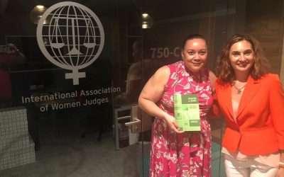 Mediación en el Mundo, de Daniela Almirón en la International Association of Women Judges