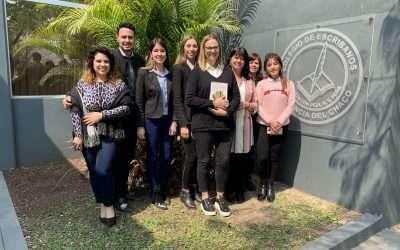 Colegio de Escribanos del Chaco, Delegación Saenz Peña