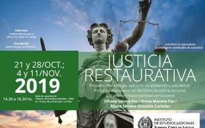 Justicia Restaurativa en la Suprema Corte de la Provincia de Buenos Aires