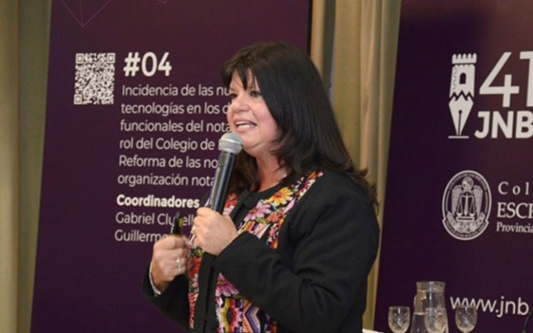41# Jornadas Bonaerenses Notariales en Tandil