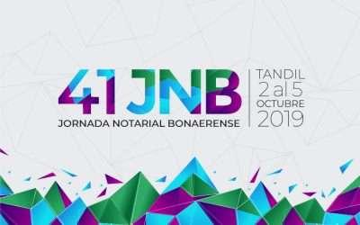 41# Jornada Notarial Bonaerense- Presencia del Centro de Mediación