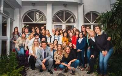 Tasobre «Comunicación Efectiva», en el Colegio de Escribanos de la Provincia de Buenos Aires, Delegación Junin