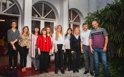 Capacitación intraorganizacional para Empleados del Colegio de Escribanos de la Provincia de Buenos Aires