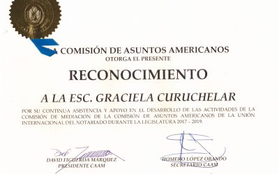 Comisión de Asuntos Americanos de la Unión Internacional del Notariado Latino