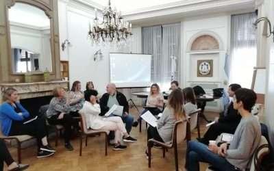 Finalizando la Formación Básica en Mediación y Mediación Voluntaria