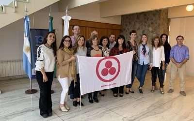 Taller de «Negociación»en la Delegación 9 de julio del Colegio de Escribanos de la Provincia de Buenos Aires