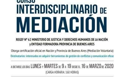 Formación Básica de Mediación en La Plata