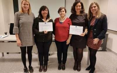 Patricia Barcones, premiada por su gran trabajo en Resiliencia y Justicia Restaurativa