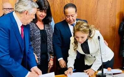 Convenios de colaboración entre Mexico y Argentina