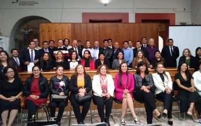 IV Congreso Nacional y I Congreso Internacional de Mediación en Oaxaca, Mexico
