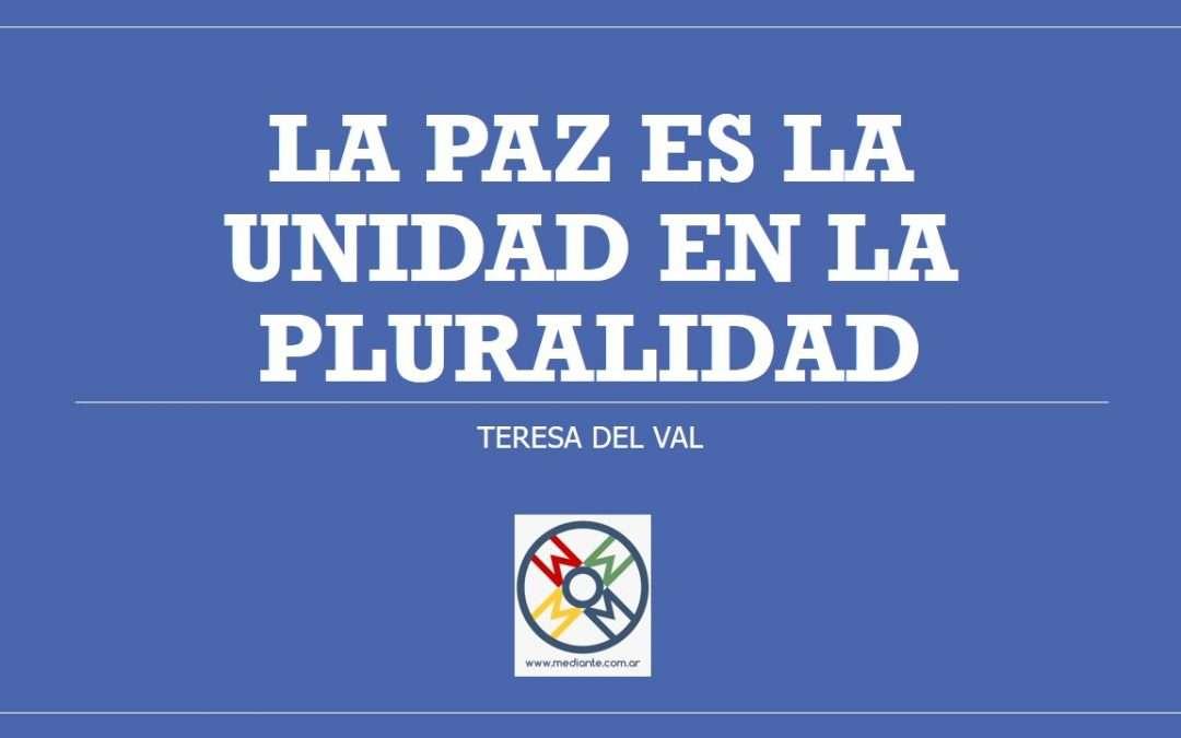 Paz, Teresa del Val