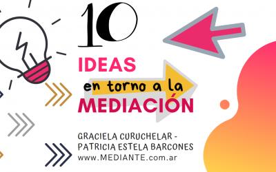 eBook gratuito «10 ideas en torno a la mediación», para llegar a la ciudadanía.