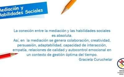 Mediación y habilidades sociales