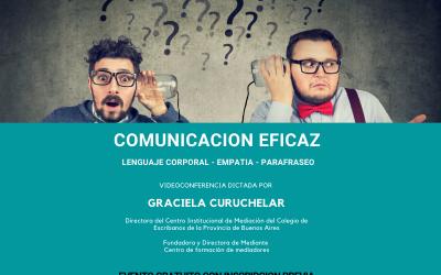 Comunicación eficaz, curso on line para todo público, práctico, libre y gratuito