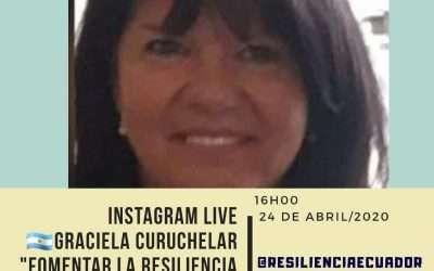 Resiliencia en tiempos de crisis, 18 hs , Argentina