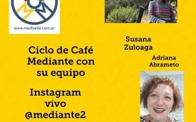 Cafe Mediante en Instagram