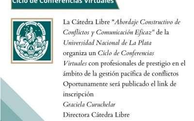 Ciclo de Catedra Libre de la UNLP