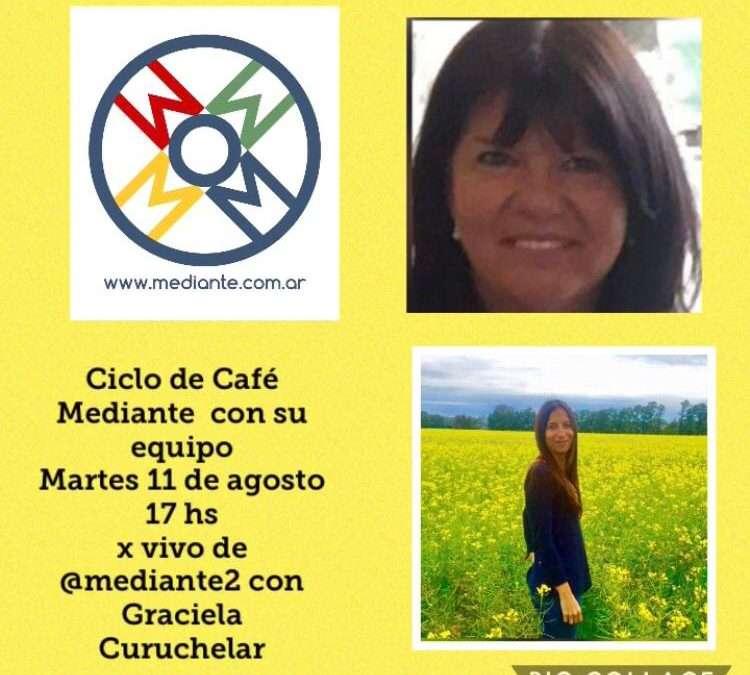 HOY!!Cafe Mediante en vivo! Fin del ciclo! no te lo pierdas!!Hora argentina!