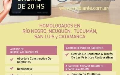 Cursos homologados on line!