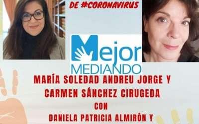 Conversaciones entre mediadoras españolas y argentinas