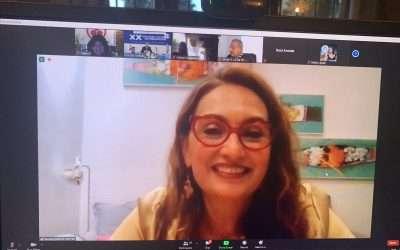 Presentación de 'MEDIACION EN EL MUNDO», Daniela Almirón