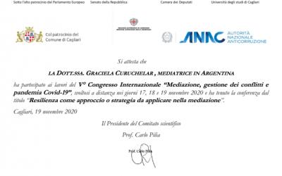 CUEMYC, V Congreso Internacional