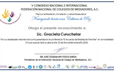 Federación de Colegios de Mediadores, Mexico