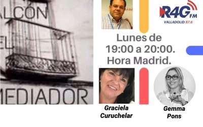 Radio Valladolid, Facebook,  Lunes 15 hs Argentina