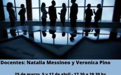 Último día de inscripción!, Prácticas mediadoras en empresas familiares, a distancia,20 horas homologadas MJN