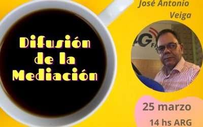 HOY!!Cafe Mediante con Jose Antonio Veiga