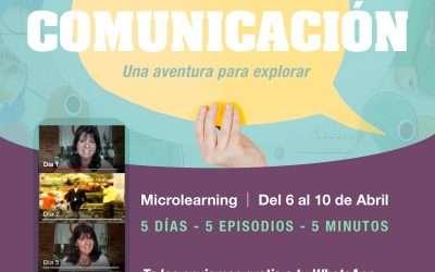 3# Mediantemporada! Microlearning gratis y por whatsapp.
