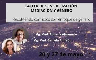 Último día de inscripción para el taller de Sensibilización y Género