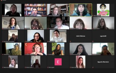 Comenzamos Mediación Voluntaria, curso interdisciplinario!