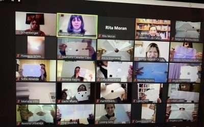 Mediación Voluntaria, curso interdisciplinario con 40 partiipantes!