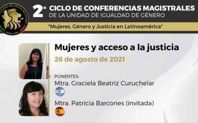 2# Ciclo de Conferencias Magistrales, Mexico