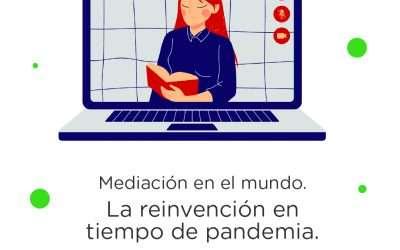 Presentación del libro «Mediación en el mundo. Reinvención en tiempos de pandemia»