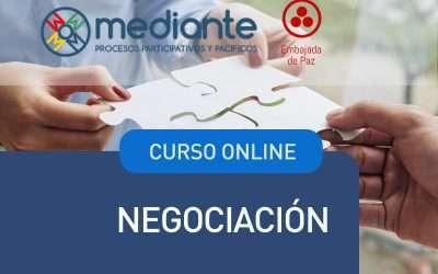 Negociación, cursos con 10 horas homologadas