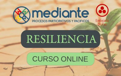 Resiliencia, curso de 10 horas homologadas a distancia